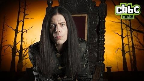CBBC Young Dracula - Lessons for a Vampire 'Mythology'