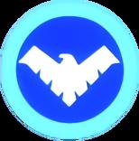 Nightwing insignia