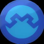 Blue Beetle insignia