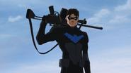 Nightwing's test