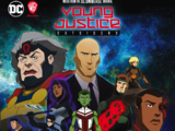 Young Justice: Outsiders – Music from the DC Universe Original Series