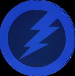 Black Lightning insignia