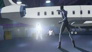 Halo's blue aura
