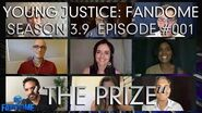 Young Justice - Cast Audio Play Performance and Panel (DC FanDome)