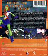The Complete First Season back cover