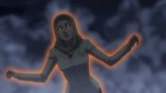 Halo's orange aura
