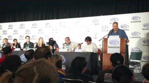 WonderCon 2016 Justice League vs Young Justice panel pt 1