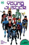 Young Justice The Animated Series Book Two