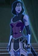 Wonder Woman's armor