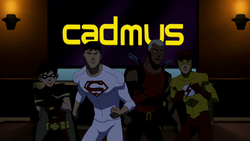 The Team escapes Cadmus.png