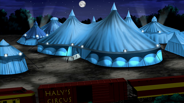 Haly International Traveling Circus