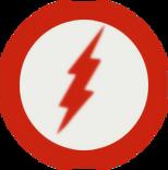Kid Flash insignia