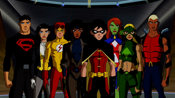 young justice wiki fandom