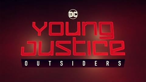 YOUNG JUSTICE OUTSIDERS - Official Comic-Con Trailer - DC Universe