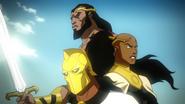 Marduk, Nabu and Ishtar