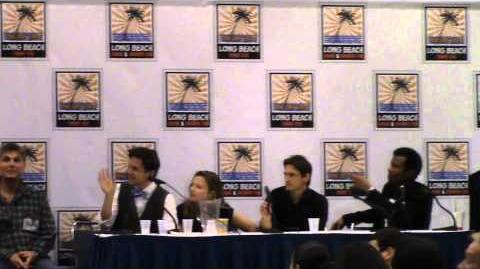 Voice Actor's Panel at Long Beach ComicCon '13 (2)