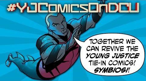 YJ Comics on DCU 3