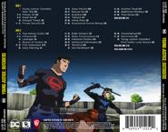 YJO OST back cover