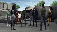 Nightwing's team