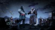 Savage and Darkseid strike a deal