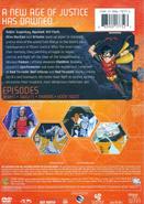 Season 1 Volume 3 back cover