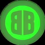Beast Boy insignia
