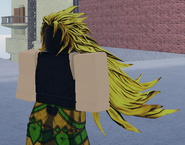 Heaven Ascension DIO's Hair