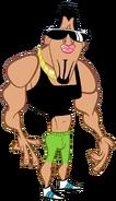 Mr. DoucheBag (YFMTS)