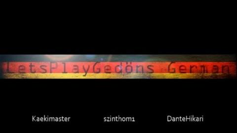 Kanaltrailer Let´s Play Gedöns - Deutschland's erster Gedöns-Kanal 2017
