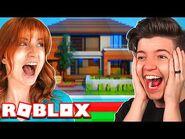 Minecraft Build Battle But it's Roblox w- PrestonPlayz