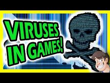 👾_5_Games_You_Never_Knew_Contained_Actual_Viruses_&_Malware_-_Fact_Hunt_-_Larry_Bundy_Jr