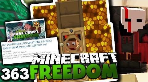 1 JAHR MINECRAFT FREEDOM! ✪ Minecraft FREEDOM 363 Paluten