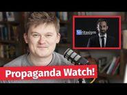 🔴 YouTube Propaganda Watch! - Tom Nicholas Live