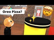 Stronk Cat Worked At Roblox Pizza Place