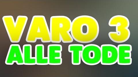 Varo_3_Alle_Tode_Highlights,_Rangliste