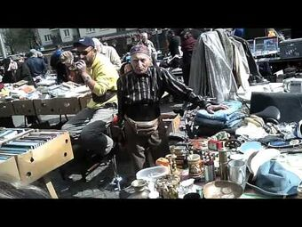 Flohmarkt stettin