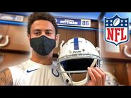 FIRST DAY ON THE JOB - NFL PLAYER