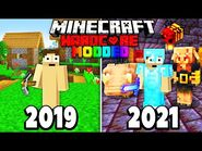 Minecraft, But I Haven't Played In 2 Years...