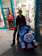 Heru mit Thomas