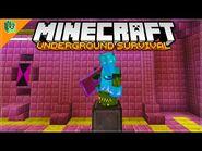 🔴️Minecraft Underground Survival - New Projects!🔴 ️