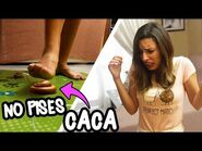 ¡NO PISES LA CACA! 💩 - Lyna y sus Juguetes