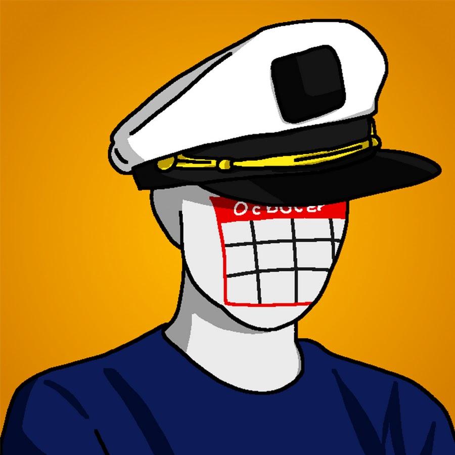 Captain Ocboter