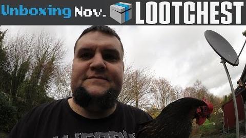 Hühnercontent! - Lootchest - Unboxing - November 2015
