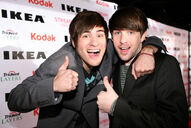 Anthony and Ian