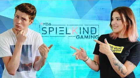 Das ist SPIELKIND Gaming