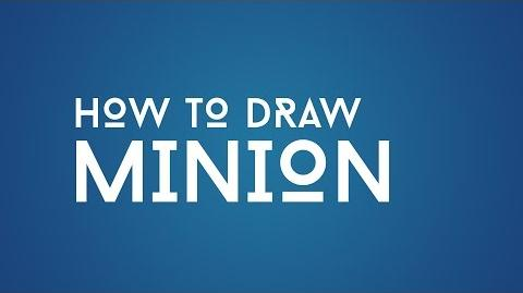 How to draw Minion (Clash of Clans)