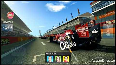 Real racing 3 - Ferrari Evolution - Gameplayer