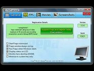 Tutorial- How To Get FRAPS (Full Version) For FREE! (2012)