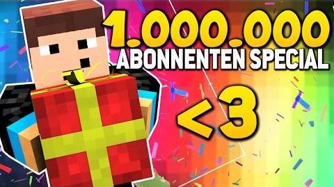 GOMMEMODE ♥ Vielen Dank für 1 Million Abonnenten!