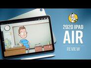 IPad Air 4 Review - Who Needs an iPad Pro?